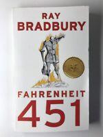 Fahrenheit 451 de Ray Bradbury | Livre | d'occasion
