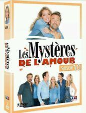 """DVD """"Les Mystères de l'amour - Saison 10""""   NEUF SOUS BLISTER"""