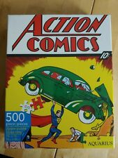 Action Comics Superman #1 puzzle 500pcs NEW in BOX jigsaw puzzle - SEALED -