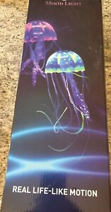 Large Electric Jellyfish Mood Light by Fascinations
