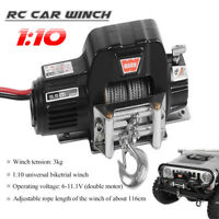 Automatic Crawler Winch Traction Control System For 1:10 RC TRX4 Axial SCX10 D90