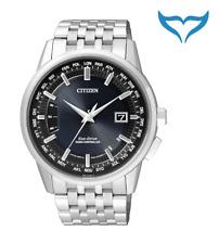 Citizen Elegant Herren CB0150-62L Armbanduhr 10 bar Eco-Drive Edelstahl Saphir