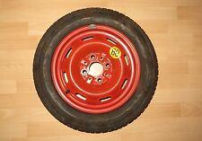 "Fiat Cinquecento Ersatzrad Notrad spare wheel 4.00Bx13H 13"" CRM A306 4x98 ET36"