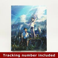 Weathering With You BLU-RAY w/ Slipcover & Post Cards (Japanese)