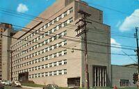 Postcard Public Health Building University of Pittsburgh PA