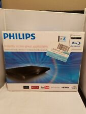 Brand New Philips BDP2105 Blu-ray Disc DVD Player 1080p BDP2105/F7 Sealed