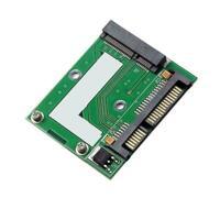 Mini mSATA SSD to 2.5'' SATA Drive Adapter Converter Card Module Ahy P0P3