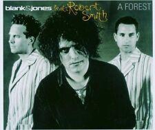 Blank & Jones A forest (2003, feat. Robert Smith) [Maxi-CD]