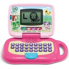 Leaptop Toy Kid Pretend Play Computer Learning Music Game Toddler Learn Letters