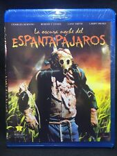 La Oscura Noche Del Espantapajaros  Dark Night Of The Scarecrow Blu-ray REGION 2