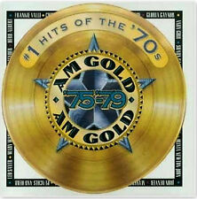 AM GOLD #1 HITS OF THE '70s 75-79 VERY RARE OOP CD 20 Tracks Andy Gibb Chic ONJ