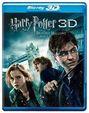 Harry Potter & The Deathly Hallows Part 1 (Blu-ray 3D) NEW!