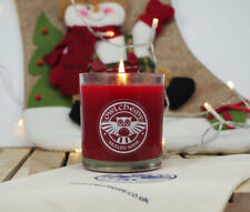 Mulled Wine 150g luxury candle with drawstring bag and matches