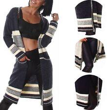 Langarm Damen-Pullover & -Strickware aus Wolle mit Norweger-Muster