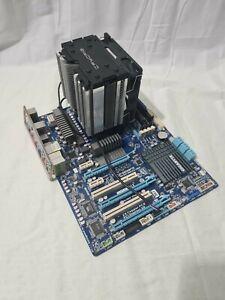 Gigabyte GA-990XA-UD3 mit AMD FX-8320 und 16 GB Arbeitsspeicher