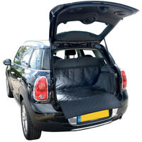 (222) Mini Countryman Cargo Liner Trunk Mat - Quilted & Tailored - 2010 to 2016