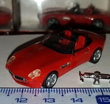 HERPA 022897 PETIT VOITURE BMW Z8 CABROLET GERMANY CAR ECHELLE 1:87 HO NEW OVP
