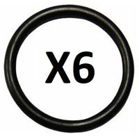 X6 WHALE Watermaster Socket O RING AK3031 - Caravan Water Inlet - X6 'O' Rings