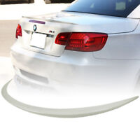 Convertible 2D Fit For BMW E93 3er M3 Look Trunk Lip Spoiler 328i paint 300