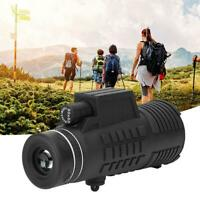 Monocular 50X HD Lens Camping Hiking Hunting Cell Phone Telescope Scope Outdoor