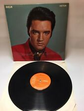 "ELVIS' GOLDEN RECORDS VOLUME 2, 14-TRACK 12"" VINYL LP, RCA VICTOR, SF 8151(1970)"