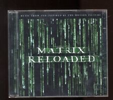 MATRIX RELOADED    Music from and inspired by the Picture   Don DAVIS  2 CDS