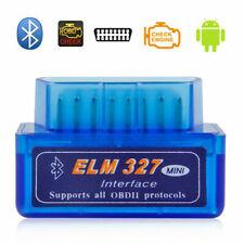ELM327 V2.1 OBDII CAN Bluetooth Coche Auto Interfaz de diagnóstico Herramient