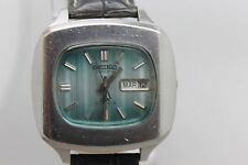 Vintage Original Seiko Automatic 17j 4N2913 Wristwatch Men's Watch Running