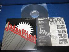 Judas Priest Special DJ Copy Japan Promo only Vinyl LP 1984 Halford NWOBHM