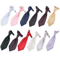 Cravate Lavallière Foulard Garçons Communion Swirl Multicolore Marque DQT