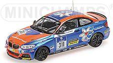 BMW M 235I Racing 24h Nürburgring 2014 Team media potenza #311 1:43 Minichamps
