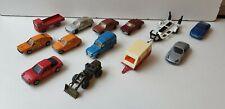 Lot de petite voiture majorette ancienne époque matchbox