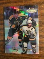 1998-99 Topps Gold Label Class 1 #9  Ray Bourque Boston Bruins  NrMt