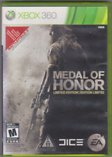 Medal of Honor -- Limited Edition (Microsoft Xbox 360, 2010) ~ Used Complete ~