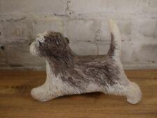 More details for studio pottery petit basset griffon vendeen