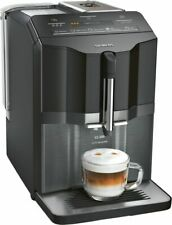 SIEMENS TI355F09DE EQ.300 Kaffee-Vollautomat Schwarz Extraklasse One Touch NEU