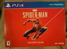 Spider-Man Collector's Edition Sony PS4 Spiderman Playstation 4 + preorder bonus