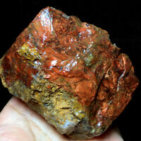 251g Rare natural raw pietersite stone crystal rough healing stone Namibia H388