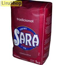 Y125 SARA ROJA 1KG TEA YERBA MATE TEA STRONG & BITTER