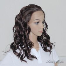 Handsewn Synthetic FULL LACE FRONT Wavy Wigs 9215#4