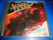 APRIL WINE cd ALL THE ROCKERS OVER 60 MINUTES WITH APRIL WINE free US shipping