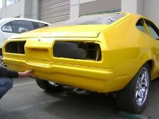 1974-1978 Mustang II Fiberglass RearTucked Bumper Skin