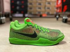"Nike Kobe Mamba Rage ""Grinch"" XMAS 2018 Mens Shoe 908972-300 NEW DS Multi Szs"