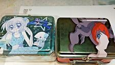 Metal Lunch Box NEW Carrier Toys Cute random colors 2 for $16.99