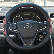 Steering Wheel Cover Warner Bros Taz PU Leather Universal Fit for Car Truck SUV