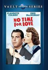 No Time for Love (DVD, 2014)