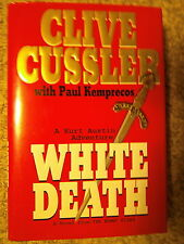 WHITE DEATH Clive Cussler 2003 First Edition