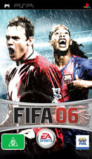 FIFA 06 PSP Game USED
