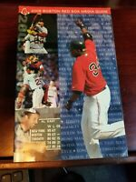 2006 Boston Red Sox Media Guide FREE SHIP