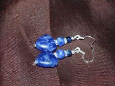 Tigers Eye Hook Natural Costume Earrings